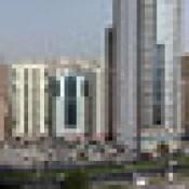 Sharjah from Holiday International Hotel.