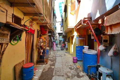 India - Maharashtra - Mumbai - Dharavi Slum - 34