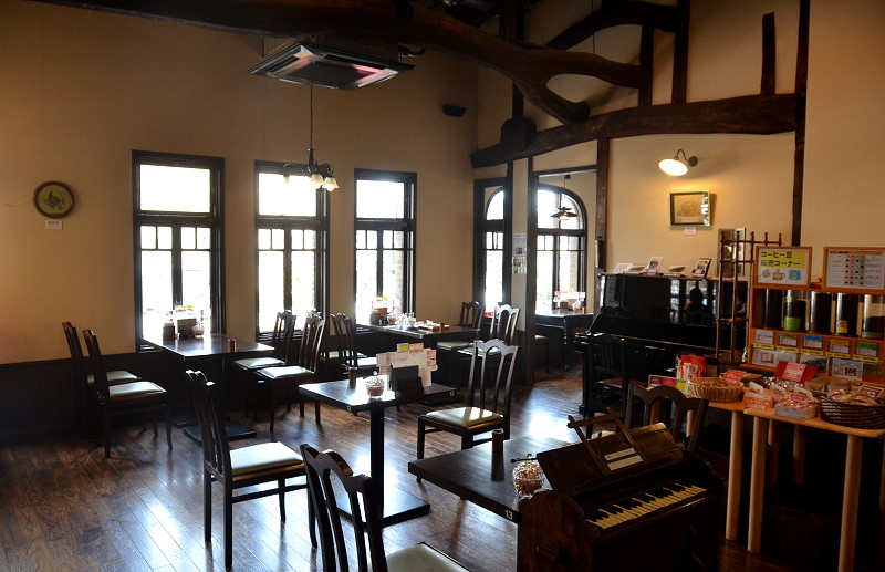 長崎次郎喫茶室