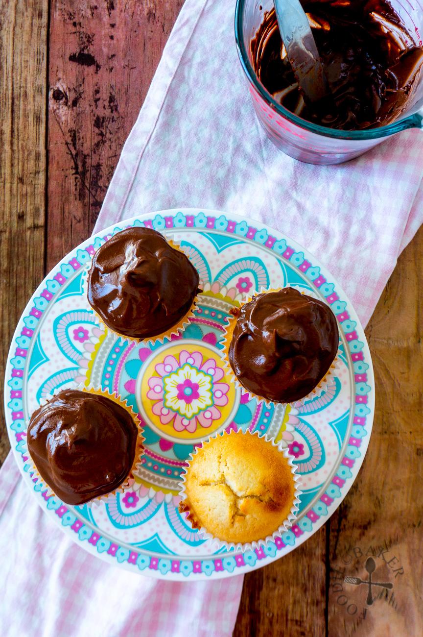 Egg White Cupcakes