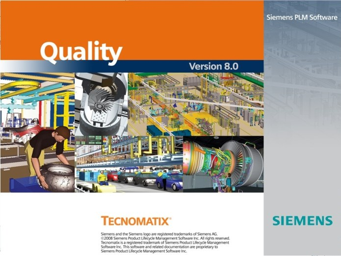 Siemens Tecnomatix 8.0 Suite for CATIAV5-IDEAS-NX-ProE x86 x64