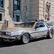 BackTo The Future - DeLorean