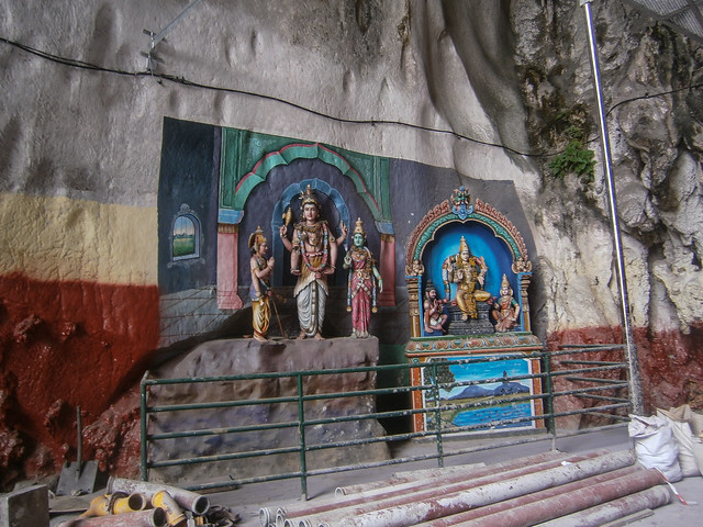 Shrine Within Batu Caves