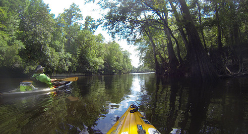 Edisto River Rope Swing and Beer Commercial Float-57