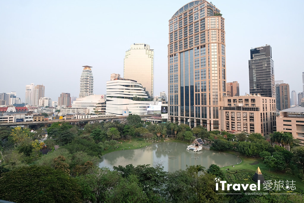 曼谷帝国皇后公园万豪酒店 Bangkok Marriott Marquis Queen's Park (45)