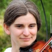 Woman fiddler