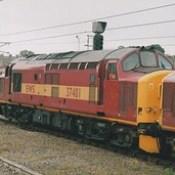 English Welsh & Scottish Railways Class 37/4, 37401