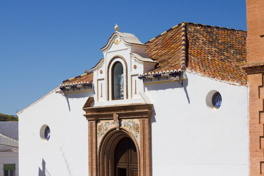 Church in Competa