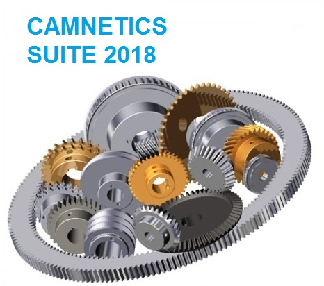 Camnetics Suite 2018 CamTrax64-GearTeq-GearTrax for AI-SE-SW