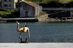 Olimpíadas en Muros
