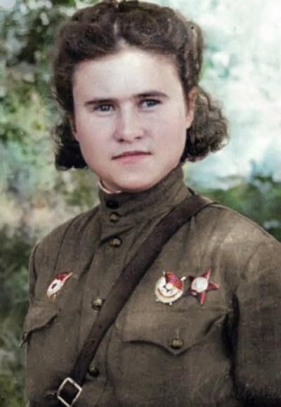 Evdokia Pasko | Евдокия Пасько