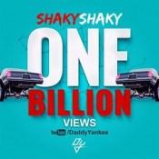 """Daddy Yankee alcanza 1 billón de reproducciones en el videoclip de """"Shaky Shaky""""."""