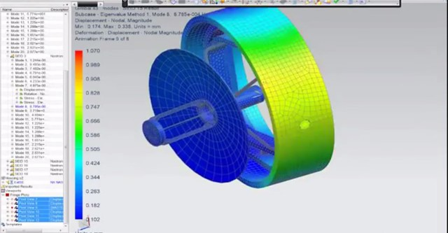 Working with Siemens PLM NX Nastran 9.0 Win64 full
