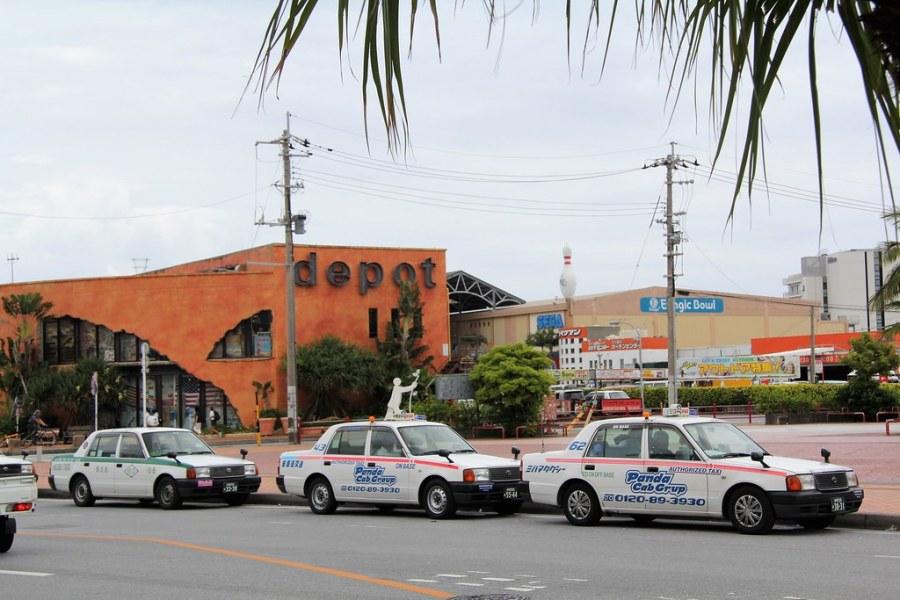 taxi okinawa