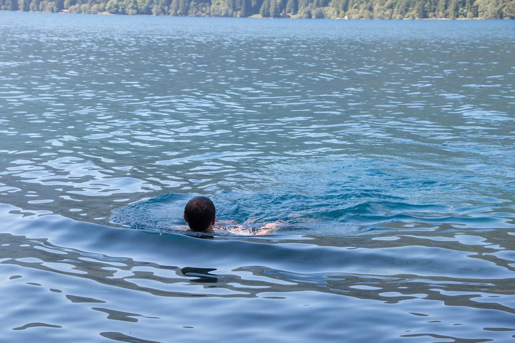 07.06. Lake Crescent