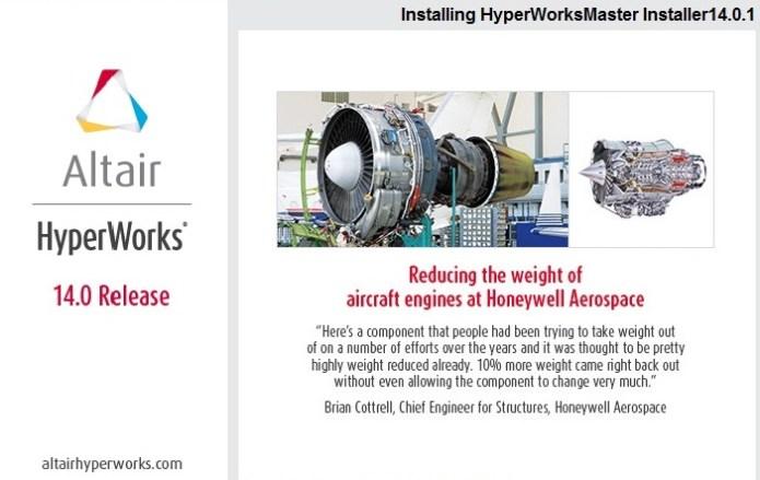 Altair HyperWorks Desktop 14.0.120 Win-Linux x64