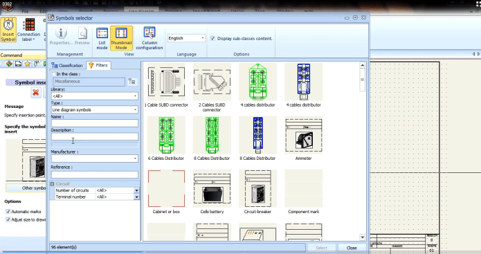 work with SolidWorks Electrical – Schematic Fundamentals