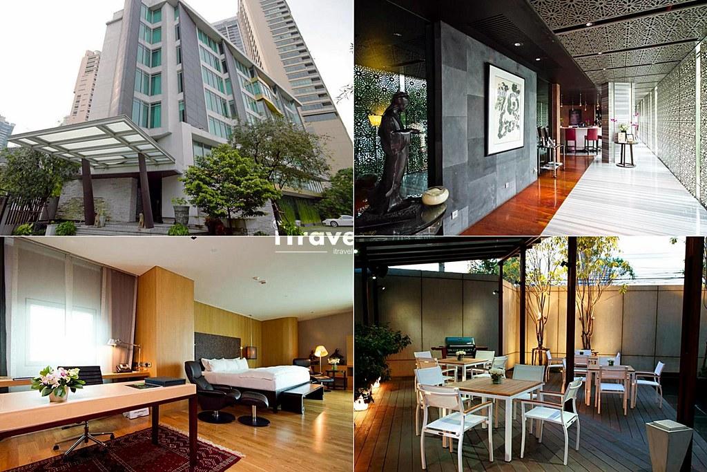 《曼谷自由行攻略》阿索克商圈:20间高评价住宿酒店精选,发挥Asoke双捷运优势的玩乐懒人包。
