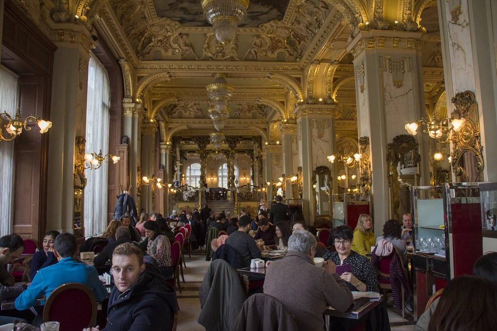 The New York Café, Budapest