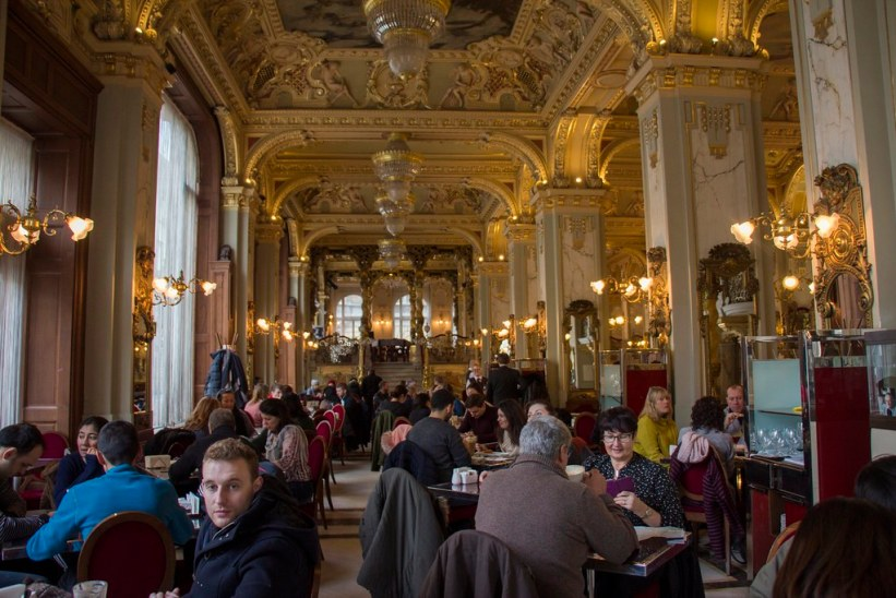The New York Café, Budapest