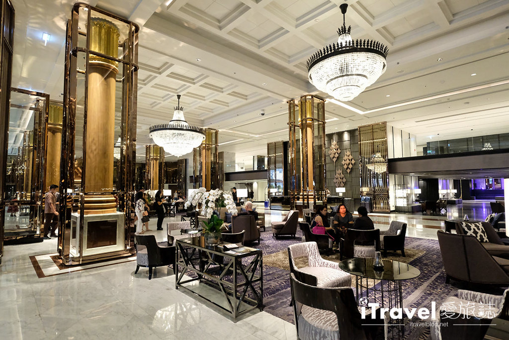 曼谷帝国皇后公园万豪酒店 Bangkok Marriott Marquis Queen's Park (89)
