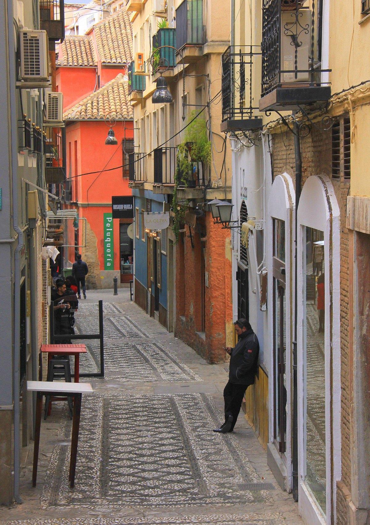 Granada in spain is beautiful