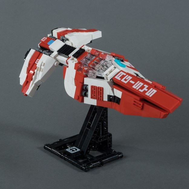 "AG-SYSTEMS FX350 (from ""WipEout Omega Collection"")"