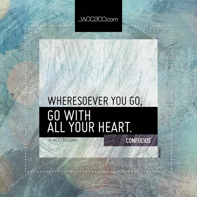 Wheresoever you go by WOCADO.com