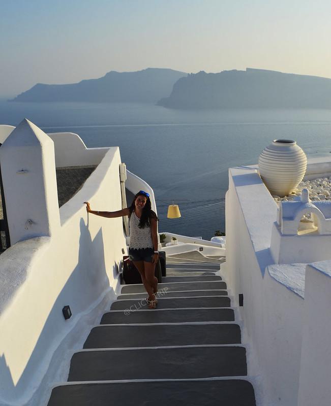 Paseando por Oia | Islas Griegas | ClickTrip.ES