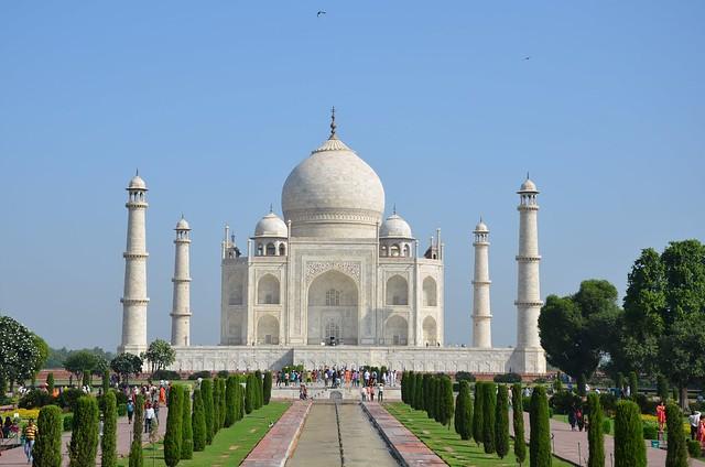 2a. Taj Mahal