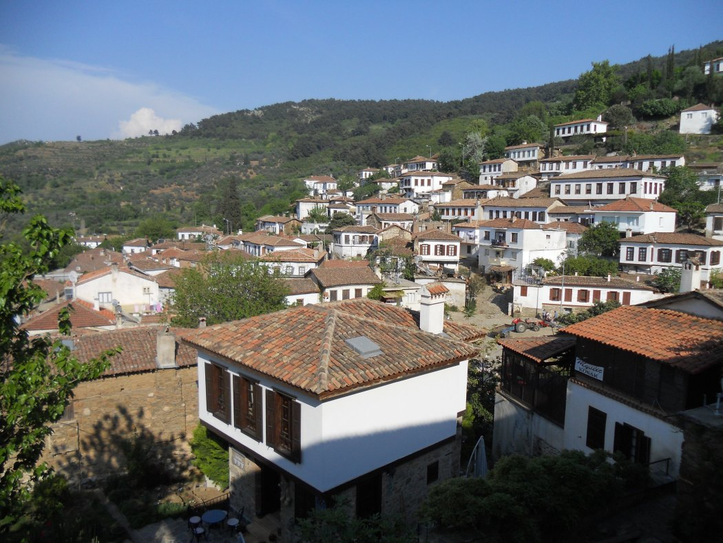 A different view of Şirince