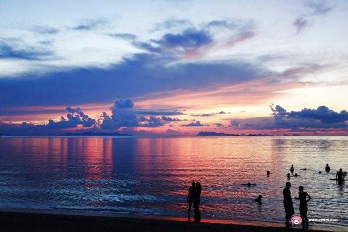 [蘇梅島.美食]Big John Seafood Restaurant~超浪漫無敵私人海景餐廳.當地著名海鮮料理.夕陽美景環繞的好味道 @VIVIYU小世界