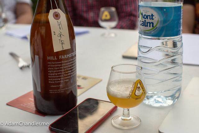Beer Tasting Belgium 5-26-2017