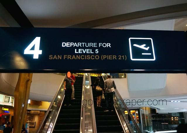 Terminal 21 5階 サンフランシスコ