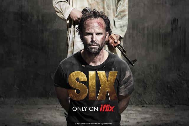 SIX is now on iFlix