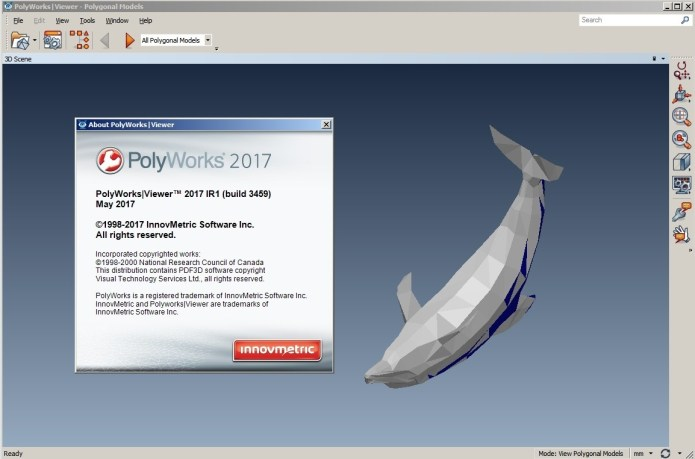 Working with InnovMetric PolyWorks 2017 IR1 x86 x64 full license
