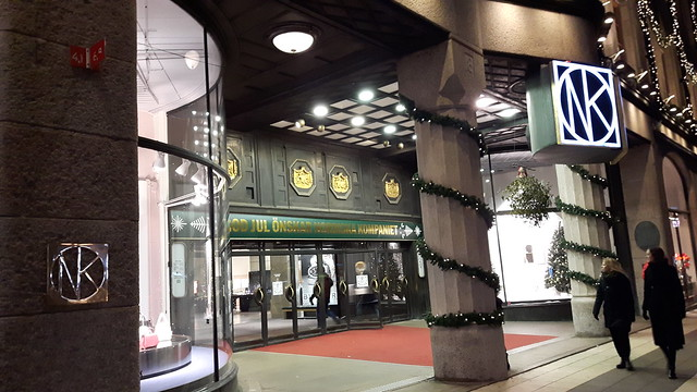 Shoppen in Stockholm - Nordiska Kompaniet