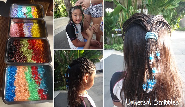 Waterbom Bali braids 2