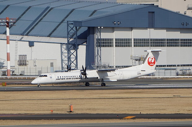 170625 日本エアコミューターQ400