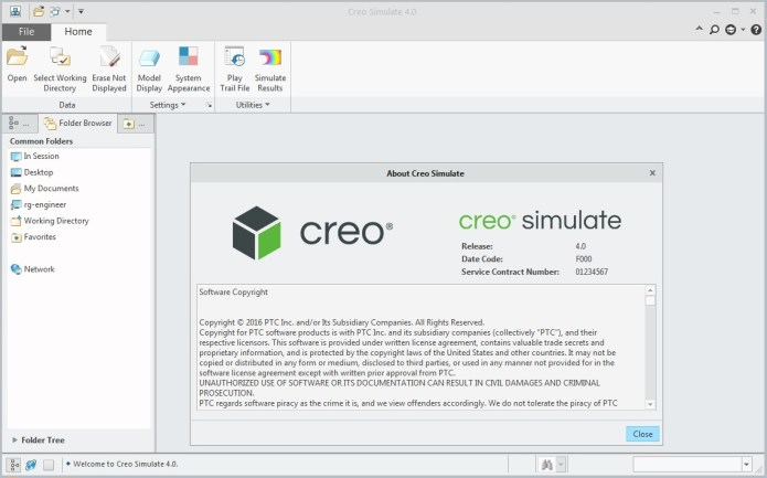 creo parametric 4.0 free download with crack 64 bit