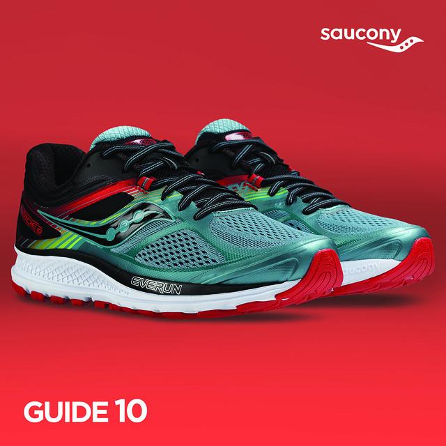 Saucony Guide 10