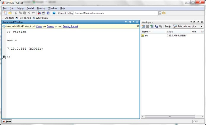 Working with Mathworks Matlab R2011b 7.13 x86+x64 full