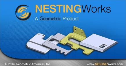 Geometric NestingWorks 2017 SP1.0 for SolidWorks 2016-2017