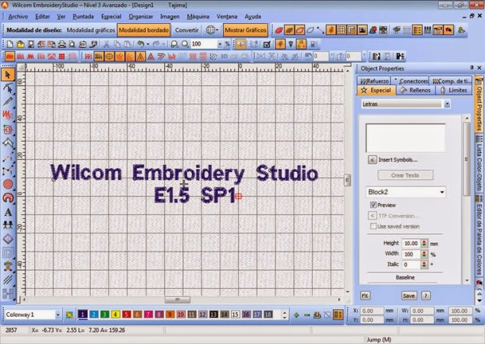 Workin with WILCOM EmbroideryStudio-e1.5 full