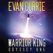 Warrior King: Odyssey One, Book 5 (Unabridged) Audio Book is finally available for Free Download !.