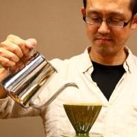 客器客氣陶瓷濾杯新款上市:「夏樹綠 菊型長肋」,專訪陶藝家蕭立應老師,暢談濾杯設計概念!手沖咖啡器具推薦。