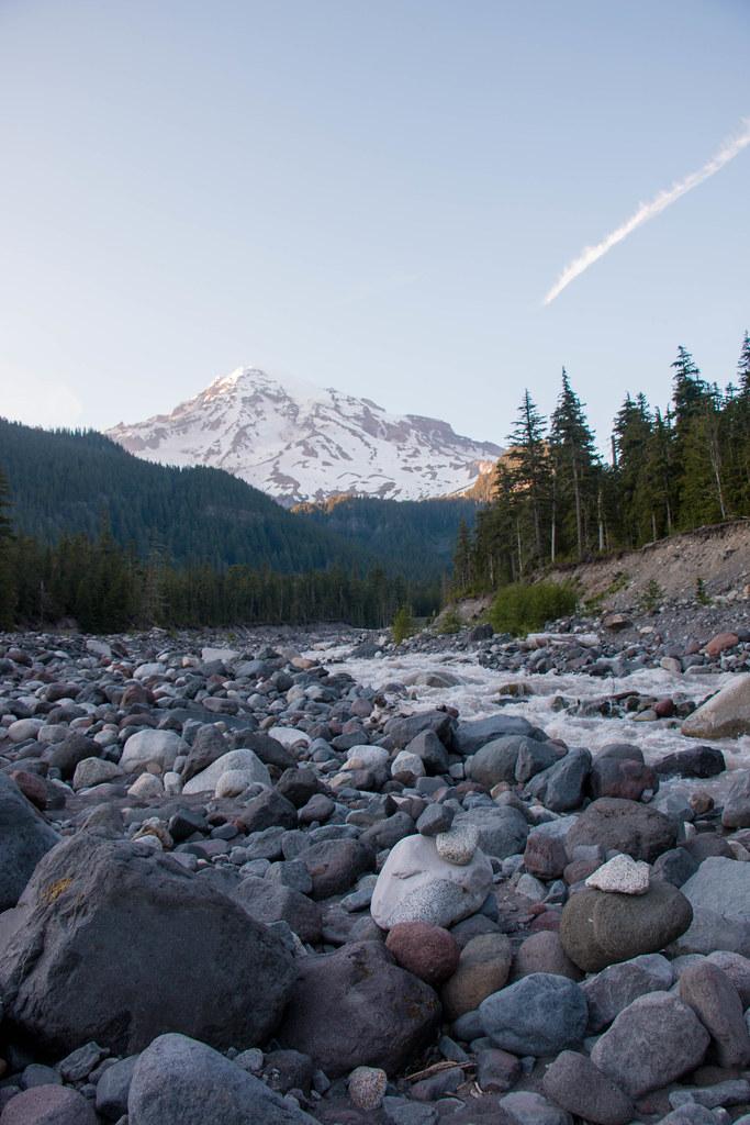 07.03. Mount Rainer National Park
