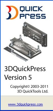 3DQuickPress v5.4.1 for SolidWorks 2009-2014 x86 x64