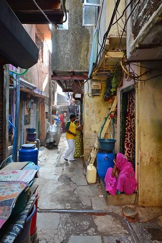 India - Maharashtra - Mumbai - Dharavi Slum - 33
