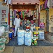 India - Maharashtra - Mumbai - Market - 63.